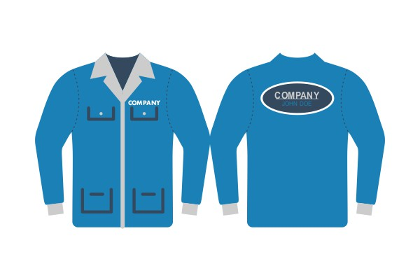 Overalls Corporate Work WeariDOproductions signage, printing and embroidery Nelspruit