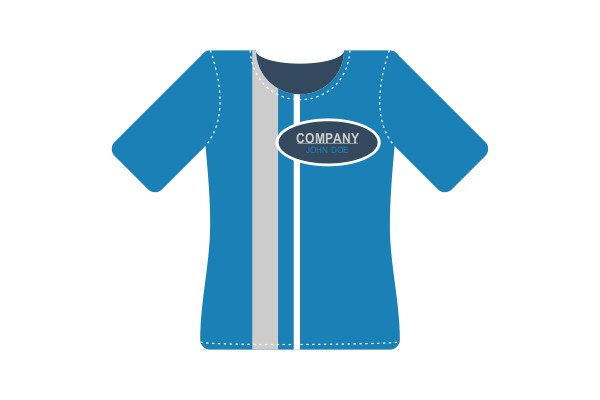 Shirts Corporate Clothing Promotional Clothing T-Shirts Corporate Work Wear iDOproductions signage, printing and embroidery Nelspruit