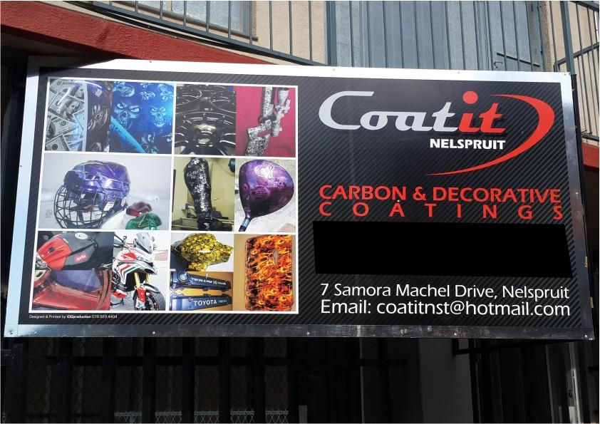 Digital Print Sign (iDOproductions Nelspruit)