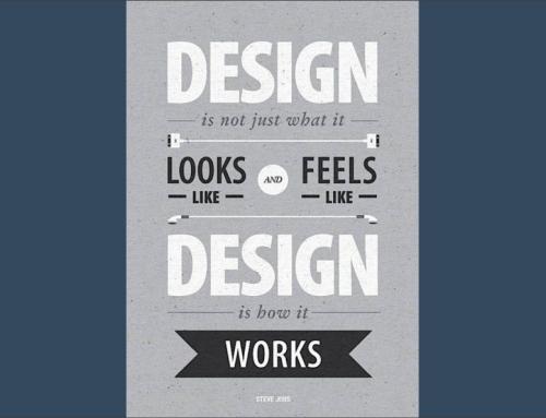 Design fact Steve Jobs