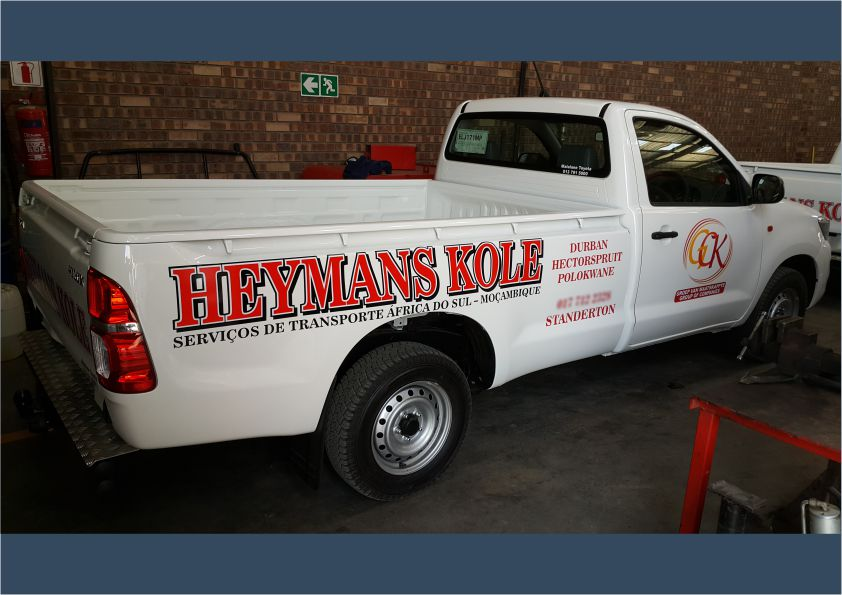 heymans kole vehicle - photo #2
