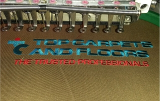 Overall Embroidery Branding iDOproductions Nelspruit