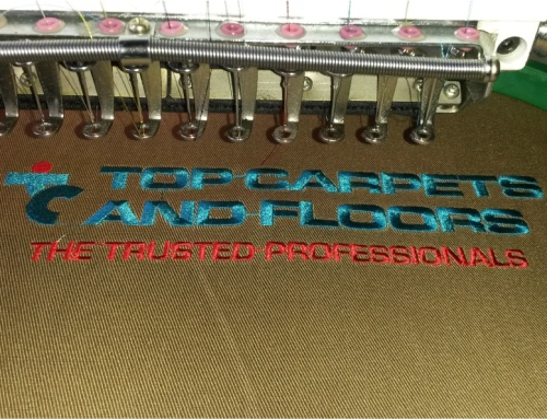 iDOproductions Nelspruit Embroidery