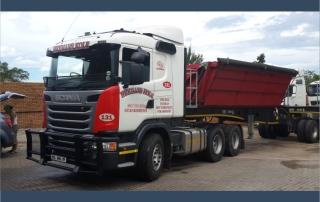iDOproductions Nelspruit Truck Branding